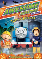 Awesome Adventures Vol. 3: Thrills & Chills Movie
