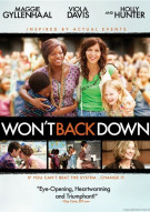 Wont Back Down Movie