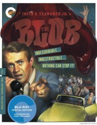Blob, The: The Criterion Collection Blu-ray