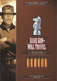 Have Gun Will Travel: Season 6 - Volume 1 Movie