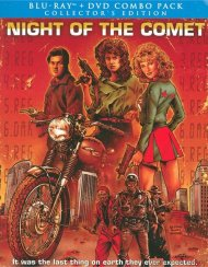 Night Of The Comet: Collectors Edition (Blu-ray + DVD Combo) Blu-ray