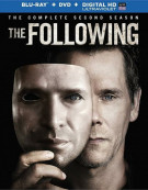 Following, The: The Complete Second Season  (Blu-ray + DVD + UltraViolet) Blu-ray