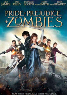Pride And Prejudice And Zombies Movie