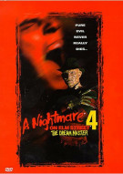 Nightmare On Elm Street 4, A: The Dream Master Movie
