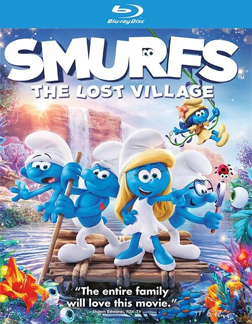 Smurfs: The Lost Village (Blu-ray + UltraViolet) Blu-ray