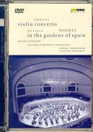 Sibelius: Violin Concerto/ De Falla: Nights In The Gardens Of Spain Movie