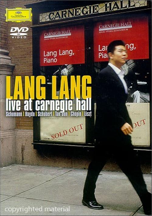 Lang Lang: Live At Carnegie Hall Movie