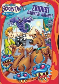 Whats New Scooby Doo? Zoinks, Camera, Action! Movie