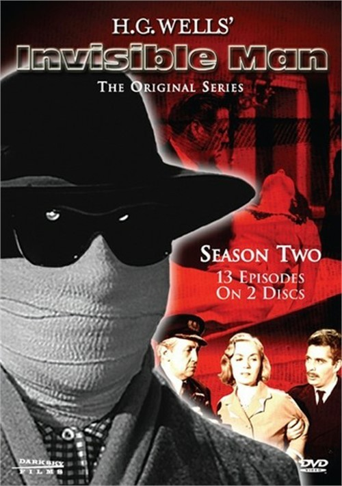 Invisible Man: Season 2 Movie