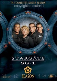 Stargate SG-1: The Complete Ninth Season Movie