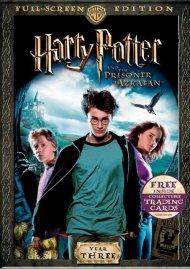 Harry Potter And The Prisoner Of Azkaban (Fullscreen) Movie