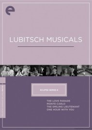 Lubitsch Musicals: Eclipse From The Criterion Collection Movie