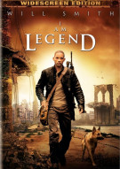 I Am Legend (Widescreen) Movie