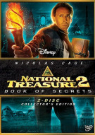 National Treasure 2: Book Of Secrets - 2 Disc Gold Collectors Edition Movie