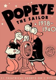 Popeye The Sailor: 1938-1940 - Volume Two Movie