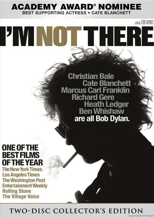 Im Not There: Two-Disc Collectors Edition Movie