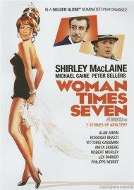Woman Times Seven Movie