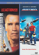 Last Action Hero / Iron Eagle (Double Feature) Movie