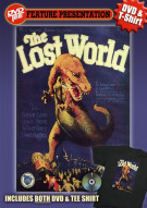 Lost World, The DVDTee (XLarge) Movie