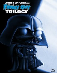 Laugh It Up, Fuzzball: The Family Guy Trilogy Blu-ray