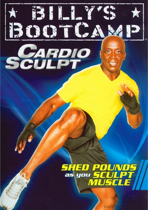Billys Bootcamp: Cardio Sculpt Movie