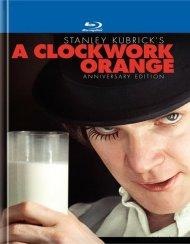 Clockwork Orange, A: Anniversary Edition Blu-ray