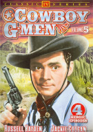 Cowboy G-Men: Volume 5 Movie