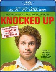 Knocked Up (Blu-ray + DVD + Digital Copy) Blu-ray