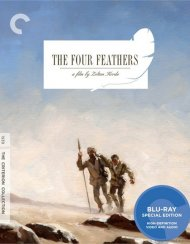 Four Feathers, The: The Criterion Collection Blu-ray