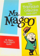 Mr. Magoo On TV Collection Movie
