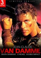 Jean-Claude Van Damme: Death Warrant / Double Impact / Cyborg (Triple Feature) Movie