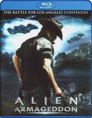 Alien Armageddon Blu-ray