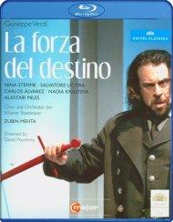Giuseppe Verdi: La Forza Del Destino Blu-ray