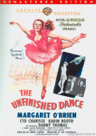 Unfinished Dance, The Movie