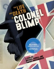 Life And Death Of Colonel Blimp, The: The Criterion Collection Blu-ray