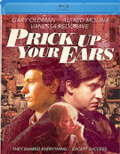 Prick Up Your Ears Blu-ray