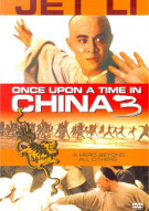 Once Upon A Time In China 3 Movie