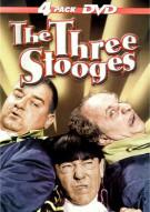 Three Stooges 4 Pack #2 Movie