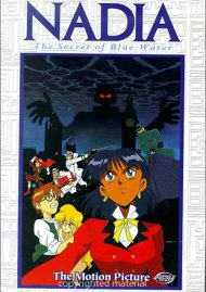 Nadia: The Secret Of Blue Water #11 - The Motion Picture Movie