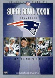 NFL Super Bowl XXXIX Movie