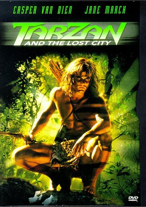Tarzan And Lost City Movie