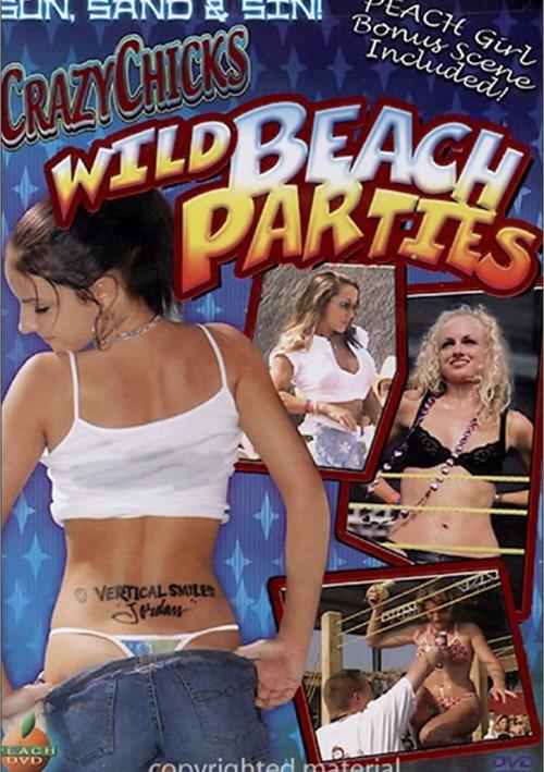 Crazy Chicks: Wild Beach Parties Movie