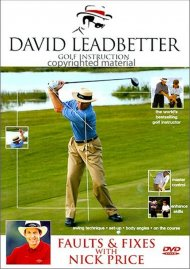 David Leadbetter:  Faults & Fixes With Nick Price Movie