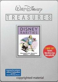 Disney Rarities, Celebrated Shorts: 1920s-1960s: Walt Disney Treasures Limited Edition Tin Movie